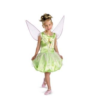 Tinkerbell Disney Girls Costume deluxe