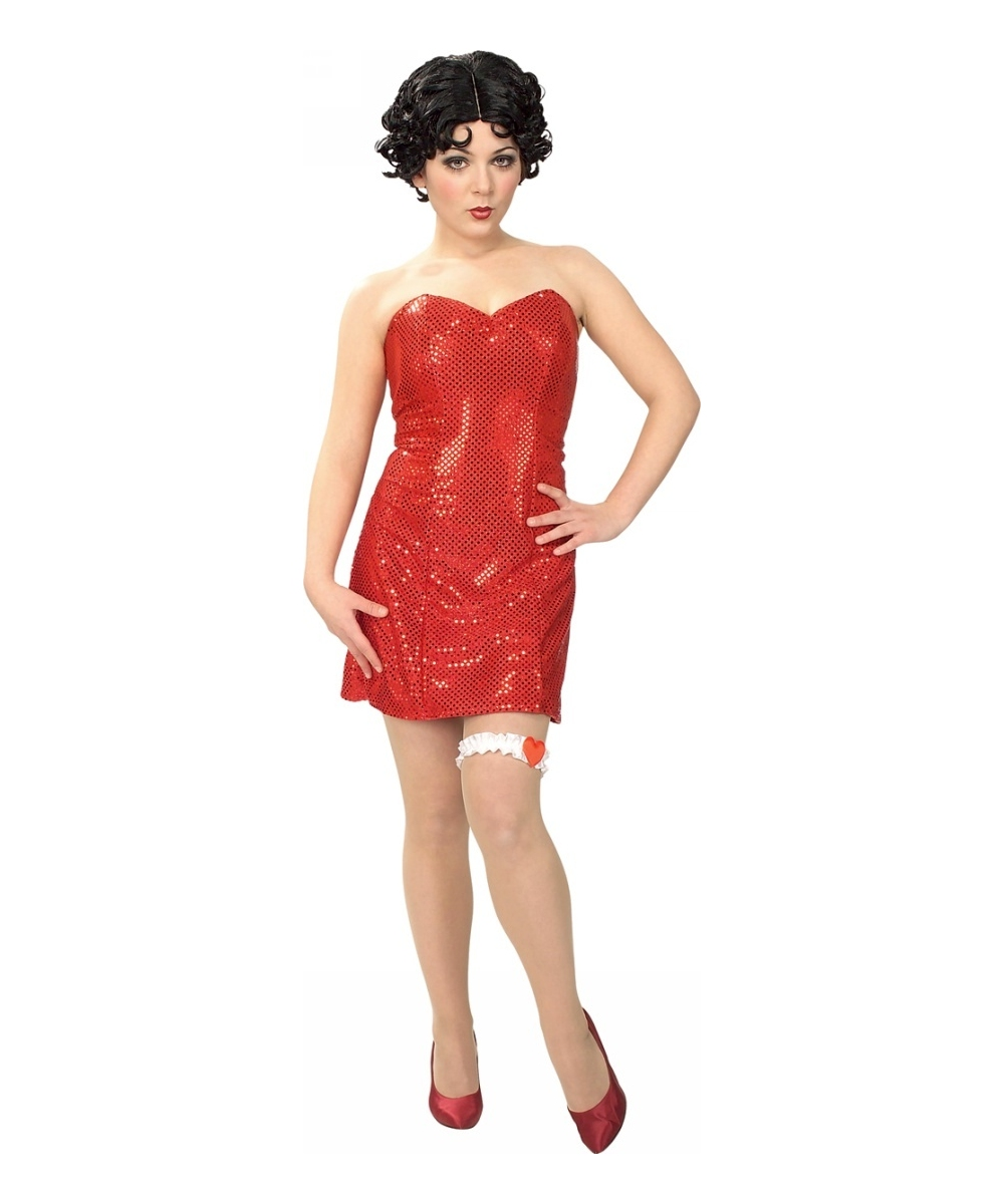 sexy betty boop costume - photo #12