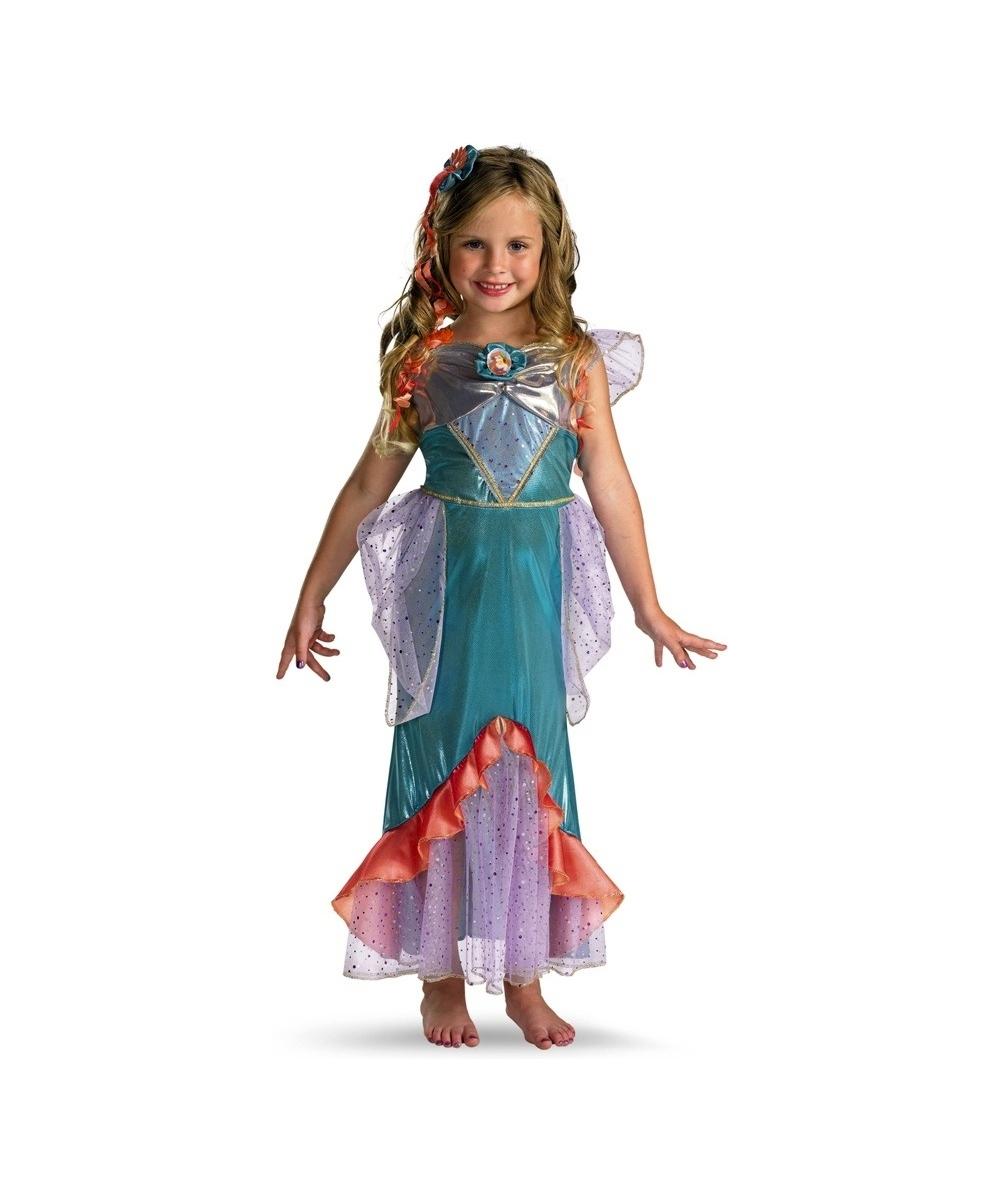 ariel disney toddler kids costume disney princess costumes