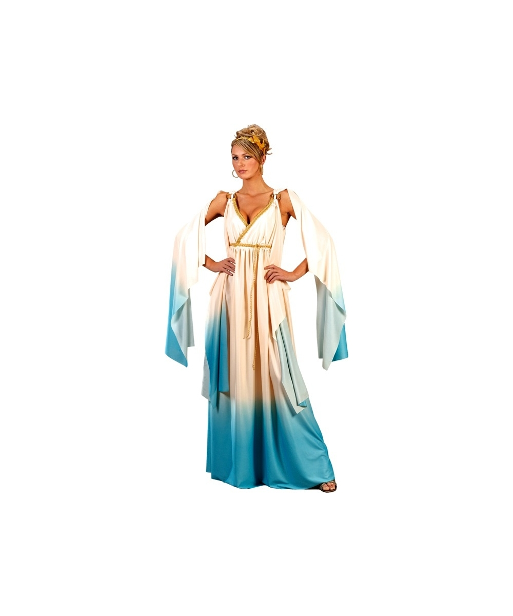 Greek Sky Goddess Womens Costume