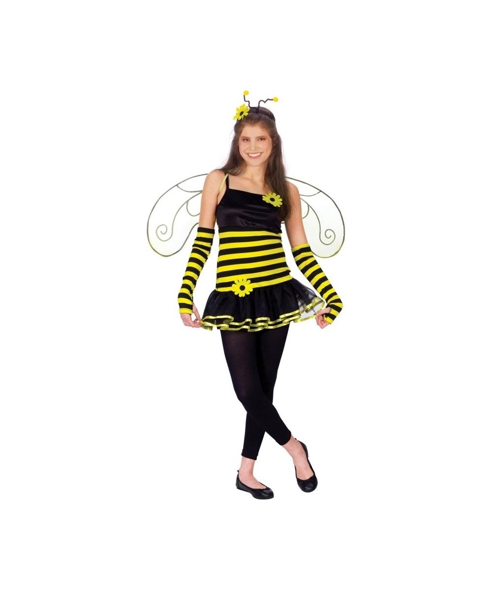 kids honey bee halloween costume child costume