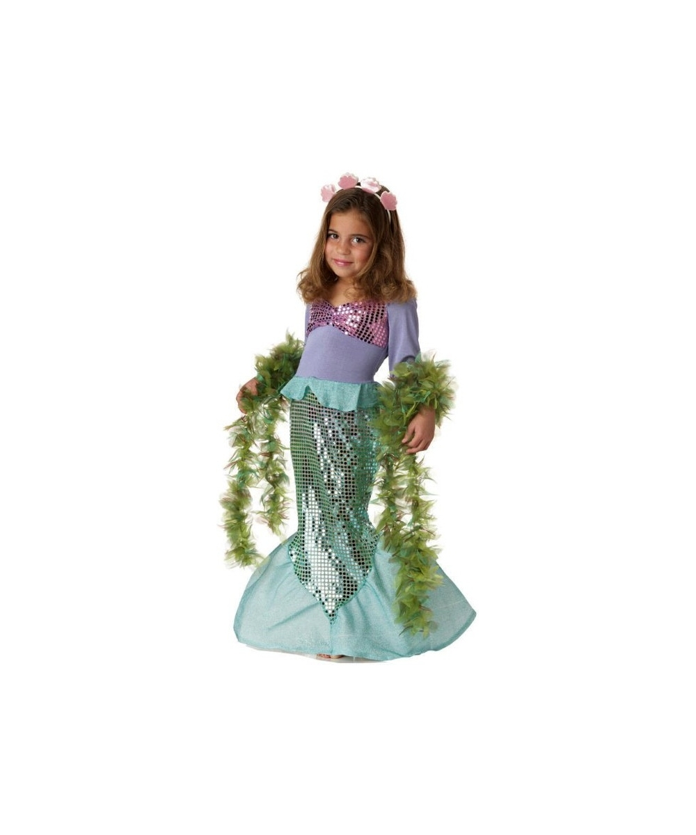 Little Mermaid Baby Princess Costume - Kids Princess Costumes