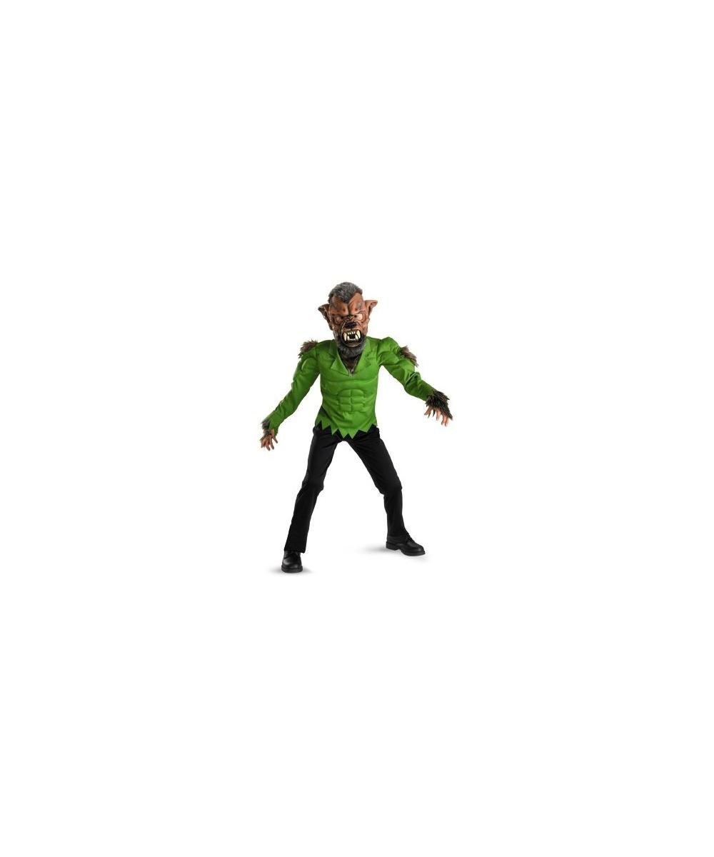 Werewolf Toys For Boys : Werewolf kids costume boy costumes