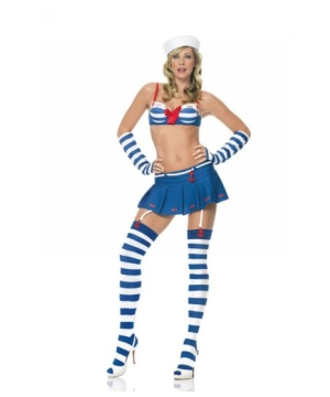 Ahoy Matey Sailor Womens Costume