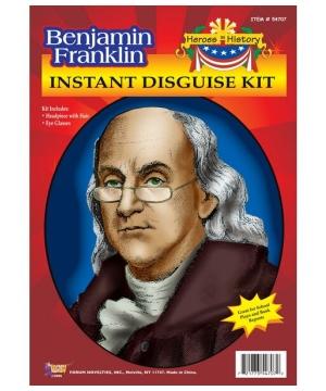 Benjamin Franklin Costume Kit