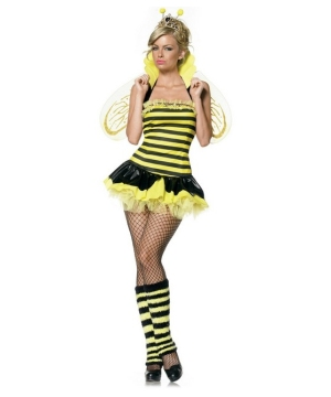 Bumble Bee Women Costume