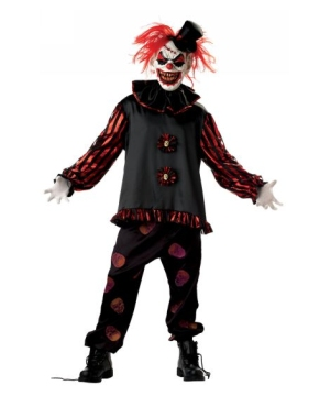 Carver Killer Clown Costume