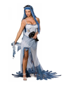 Corpse Bride Sexy Women Costume