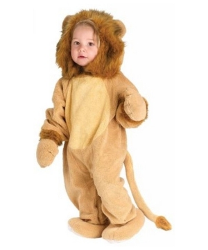 Cuddly Lion Baby Costume