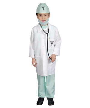 Doctor Boys Costume