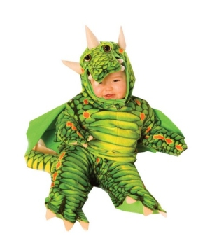 Dragon Plush Baby Costume