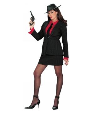 Gangsta Lady Womens Costume