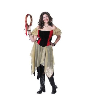 Gypsy Costume plus size