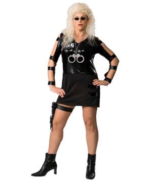 Hunter Women plus size Costume