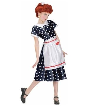 I Love Lucy Kids Costume
