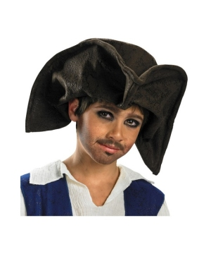 Jack Sparrow Pirate Kids Hat