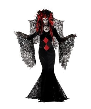 Nightmare Black Widow Women Costume