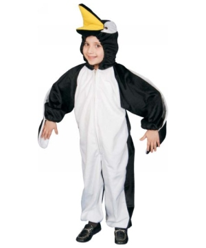 Penguin Boys Costume