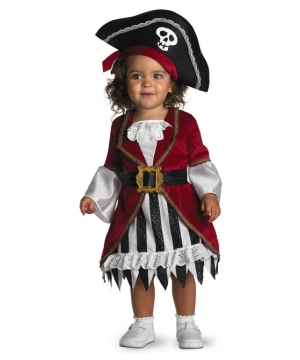 Pirate Princess Baby Costume