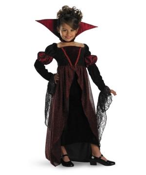 Princess Vampira Kids Costume