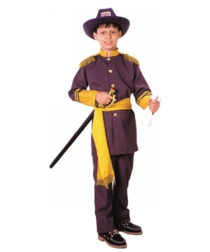 Robert Lee Costume