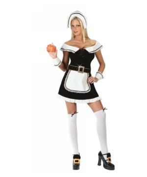 Sexy Pilgrims Pleasure Adult Costume