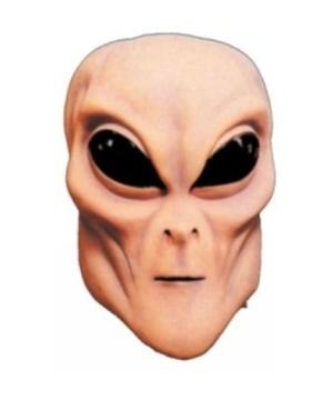 Tan Alien Mask
