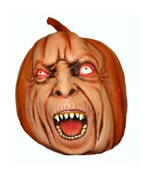 Vampire Pumpkin Halloween Decoration