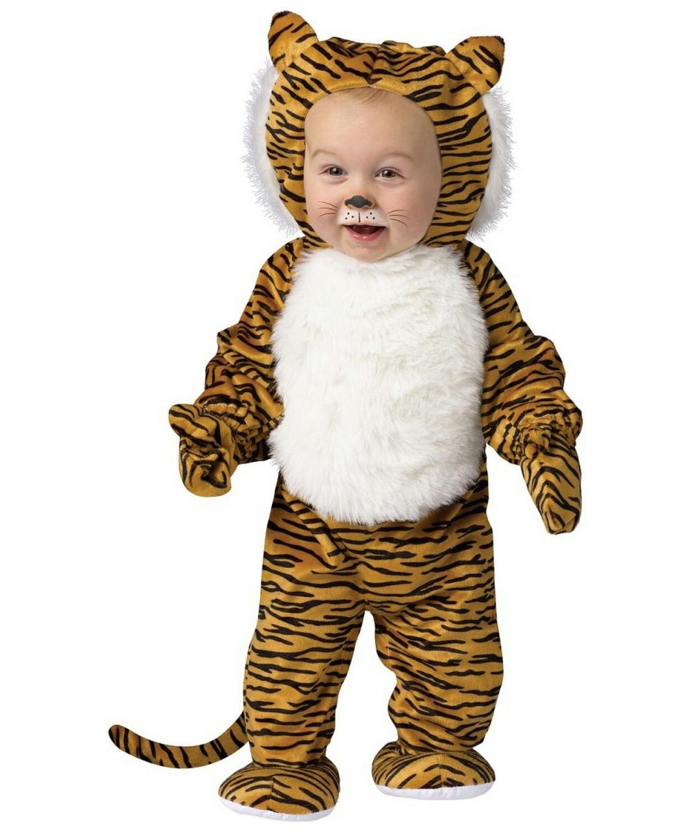 Костюм тигра своими руками на новый год