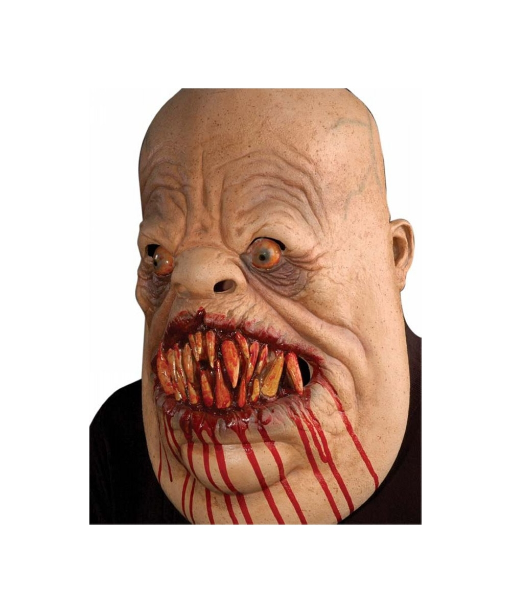 Meat Eater Mask Costume Mask