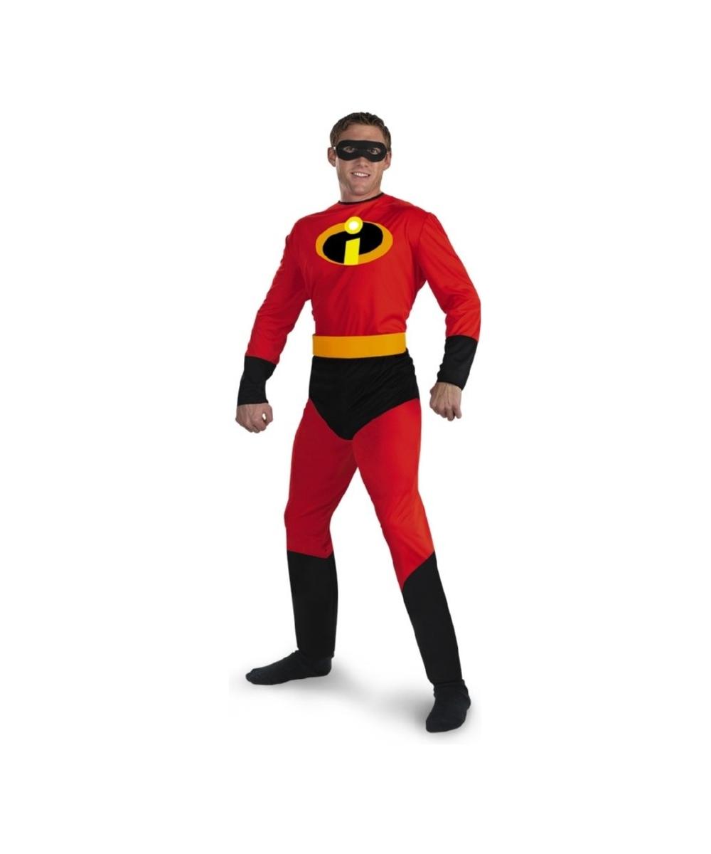 adult Mr costume incredible