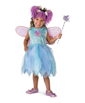 Abby Cadabby Toddler Costume