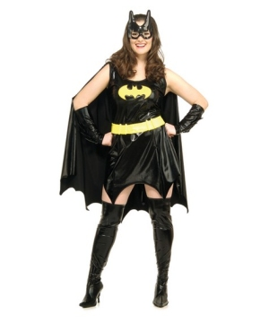 Batgirl Women plus size Costume