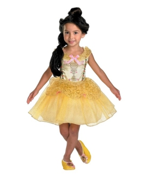 Belle Girls Costume