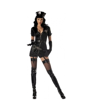 Bettie Page Fuzz Womens Costume
