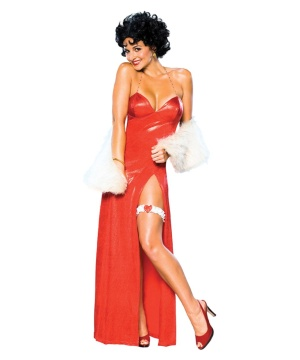 Betty Boop Women Costume