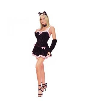 Black Kitty Costume
