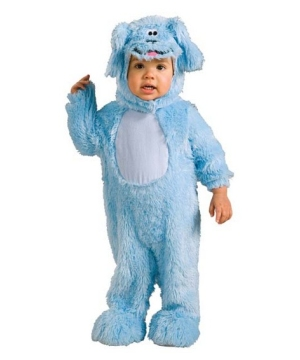 Blues Clues Blue Baby Costume