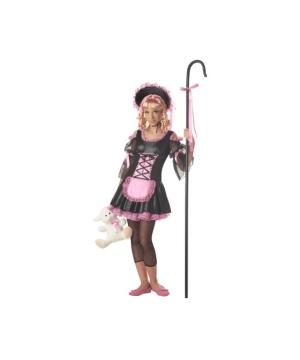 Little Bo Peep Girls Tween Costume