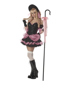 Little Bo Peep Women's Costume deluxe