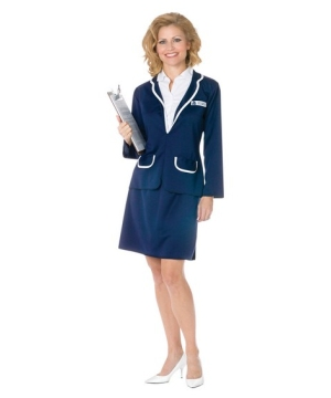 Cruise Director Julie Women Costume