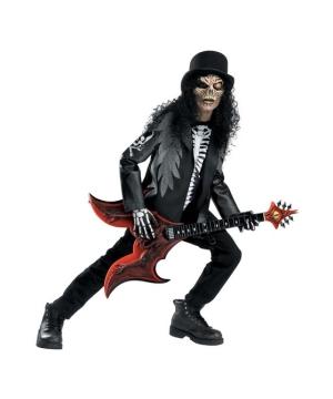 Cryptic Rocker Boys Costume