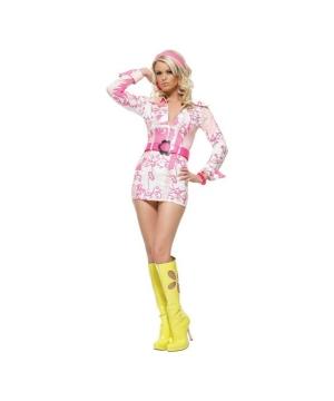 Daisy Retro Groove Costume