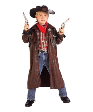 Desperado Cowboy Boys Costume