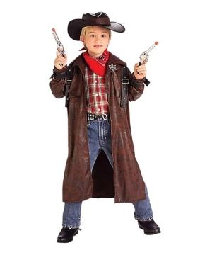 Cowboy Coat Costume