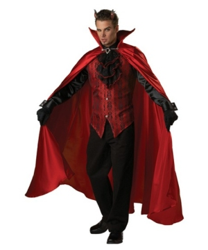 Devil Handsome Men Costume