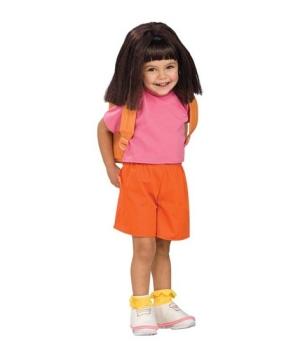 Dora Explorer Dora Toddlergirl Costume