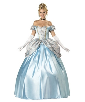 Enchanting Princess Womens Costume