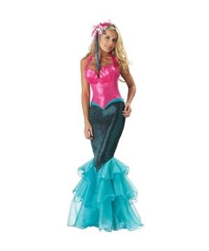 Fantasy Mermaid Women Costume