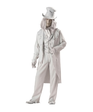 Ghostly Gent Men Costume